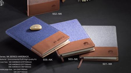 NK系列平装本、笔记本
