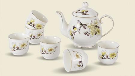 时尚陶瓷茶具