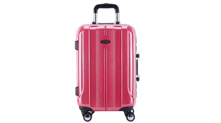 时尚360度旋转行李箱
