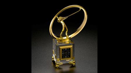 合金 水晶 石英表摆件