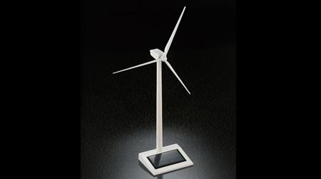 太阳能风力发电机模型