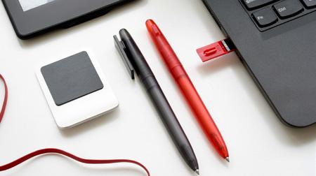 一笔两用数字存储,书写记录U盘笔