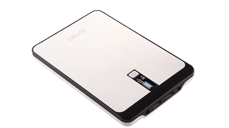 忆捷笔记本移动电源
