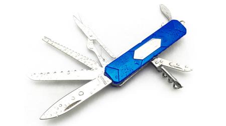 邦德特工:绅士9合1军刀