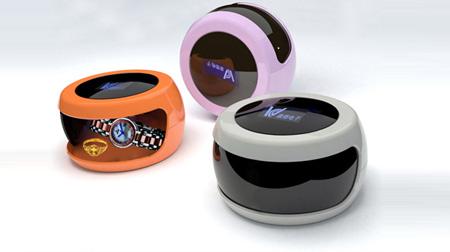便携式紫外线杀菌消毒盒