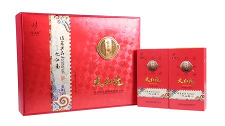 忆江南300g大红袍礼盒