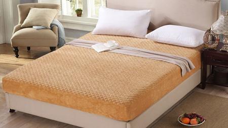 海藻绒笠式软床垫