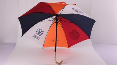 长安汽车广告伞