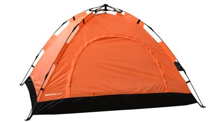 纵贯线双人双层自动帐篷