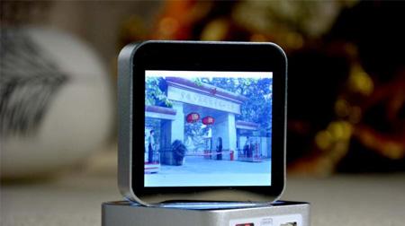灯箱广告移动电源