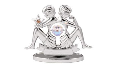 施华洛世奇元素 雙子星座 - 摆件