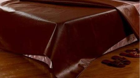 狄维士家纺 天然水牛皮床品三件套