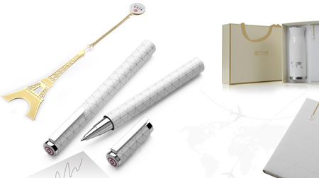 NANV 笔记本、签字笔、保温杯