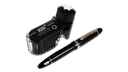 MontBlanc 万宝龙大班系列豪华型礼盒墨水笔