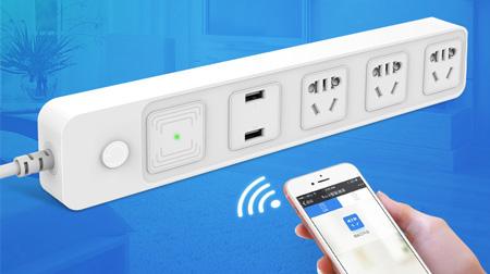 电巴智能wifi插线板