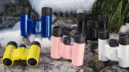 彩虹糖8x21彩色高清高倍儿童望远镜演唱会便携观鸟镜