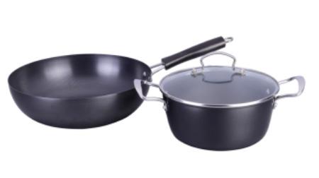 尚乐炒锅、汤锅两件套 BH-T090