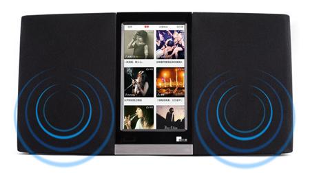 互联网WIFI音箱 智能云音箱 蓝牙音箱 便携式音箱 网络收音机