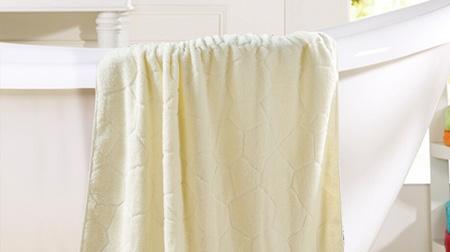 水立方优品毛巾