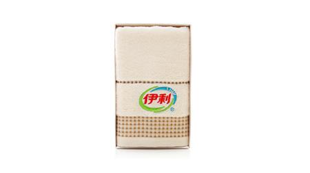 简约方格毛巾(定制款)