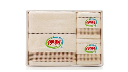 方格浴巾、毛巾套装(定制款)