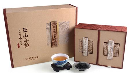 忆江南正山小种茶叶礼盒装