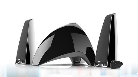 Edifier/漫步者 E3360BT无线遥控蓝牙音箱2.1多媒体有源音响