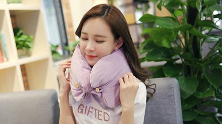 我萌热疗宝WM7820U性枕午睡枕音乐枕