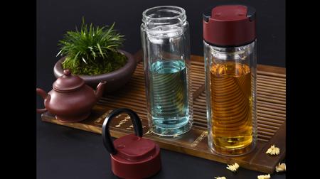红腾(铂金双层玻璃杯)