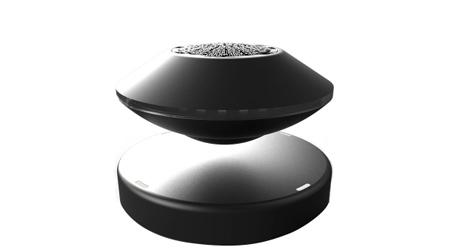 5D超引力磁悬浮音箱 低音炮无线蓝牙迷你手机4.0创意飞碟音响