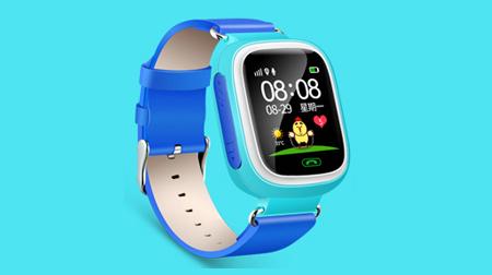 T06M 1.44寸彩屏触摸款触摸款儿童手表