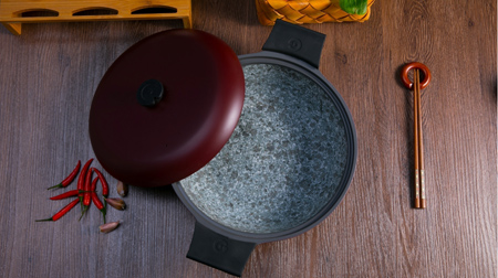 传世石头汤锅