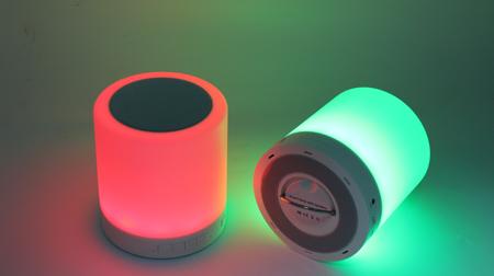 LV2015 RGB七彩蓝牙音箱