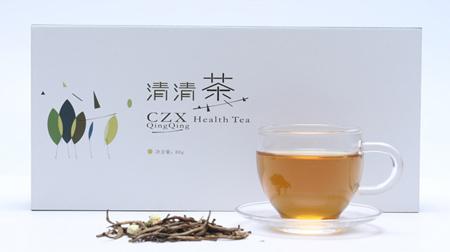 清清茶 商务茶