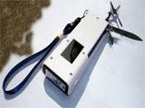 太阳能军刀手电筒