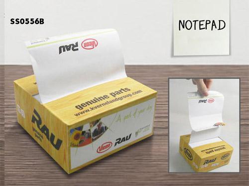 面巾纸盒造型的便签纸(便利贴,随意贴)