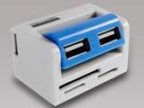 USB-HUB 读卡器